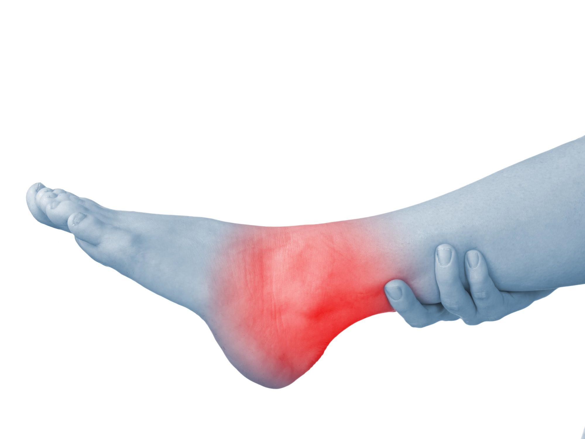 enkelpijn en enkelklacht laten behandelen in sport medisch centrum papendal