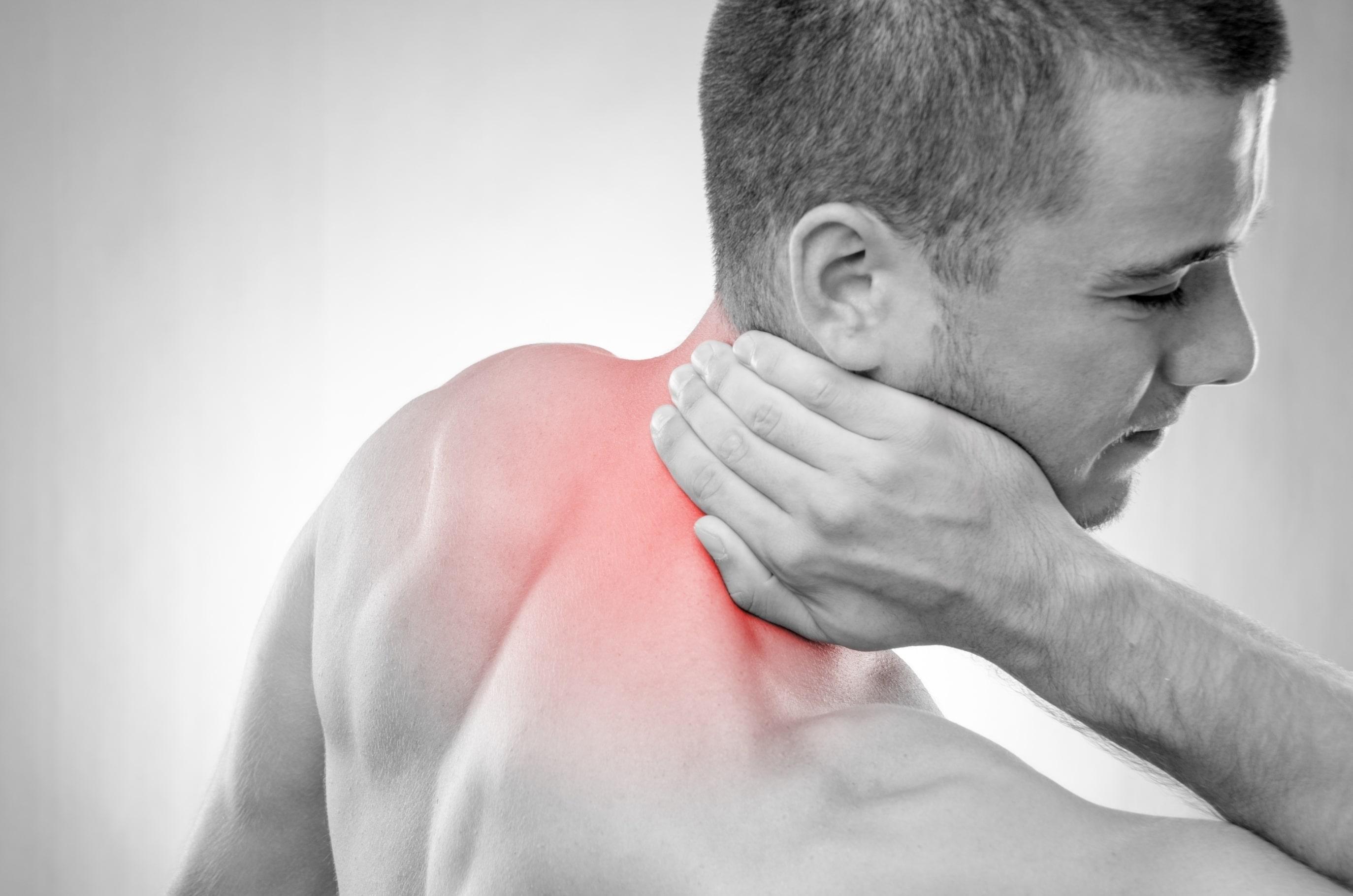 nek pijn en nek klachten behandelen in sport medisch centrum papendal