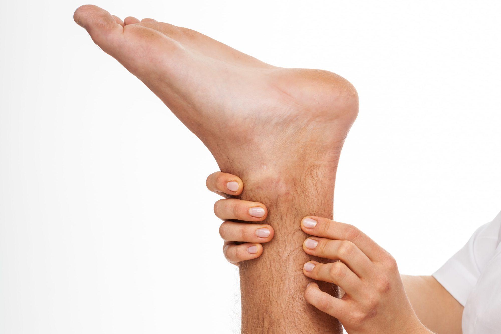achillespees pijn en achillespees klachten laten behandelen bij sport medisch centrum papendal