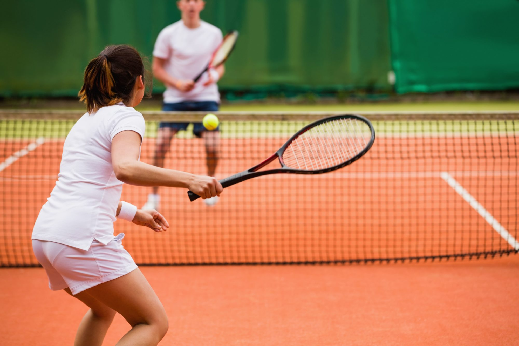 sport keuring jeugd tennis bij de sportarts van sport medisch centrum papendal