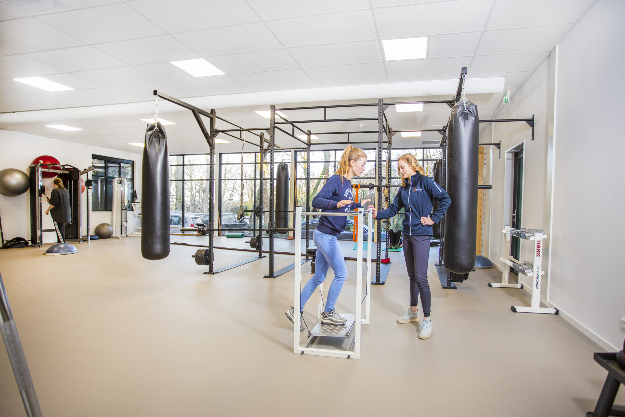 sportfysiotherapie bij fysiotherapie Nijmegen van sport medisch centrum papendal