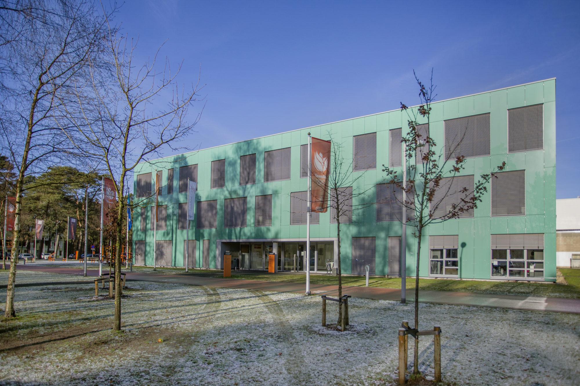 Hoofdvestiging SMCP - Arnhem Papendal