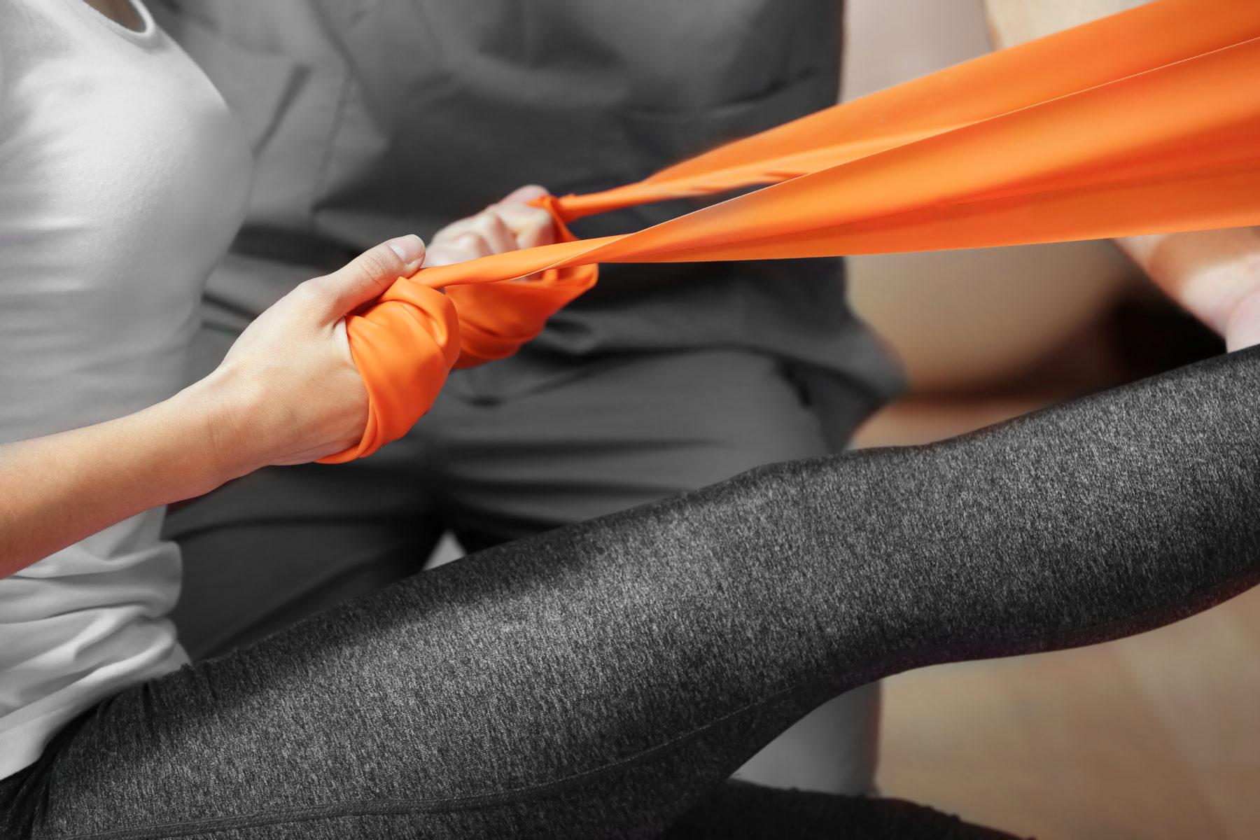 fysiotherapie-oefeningen-band-sport-medisch-centrum-papendal
