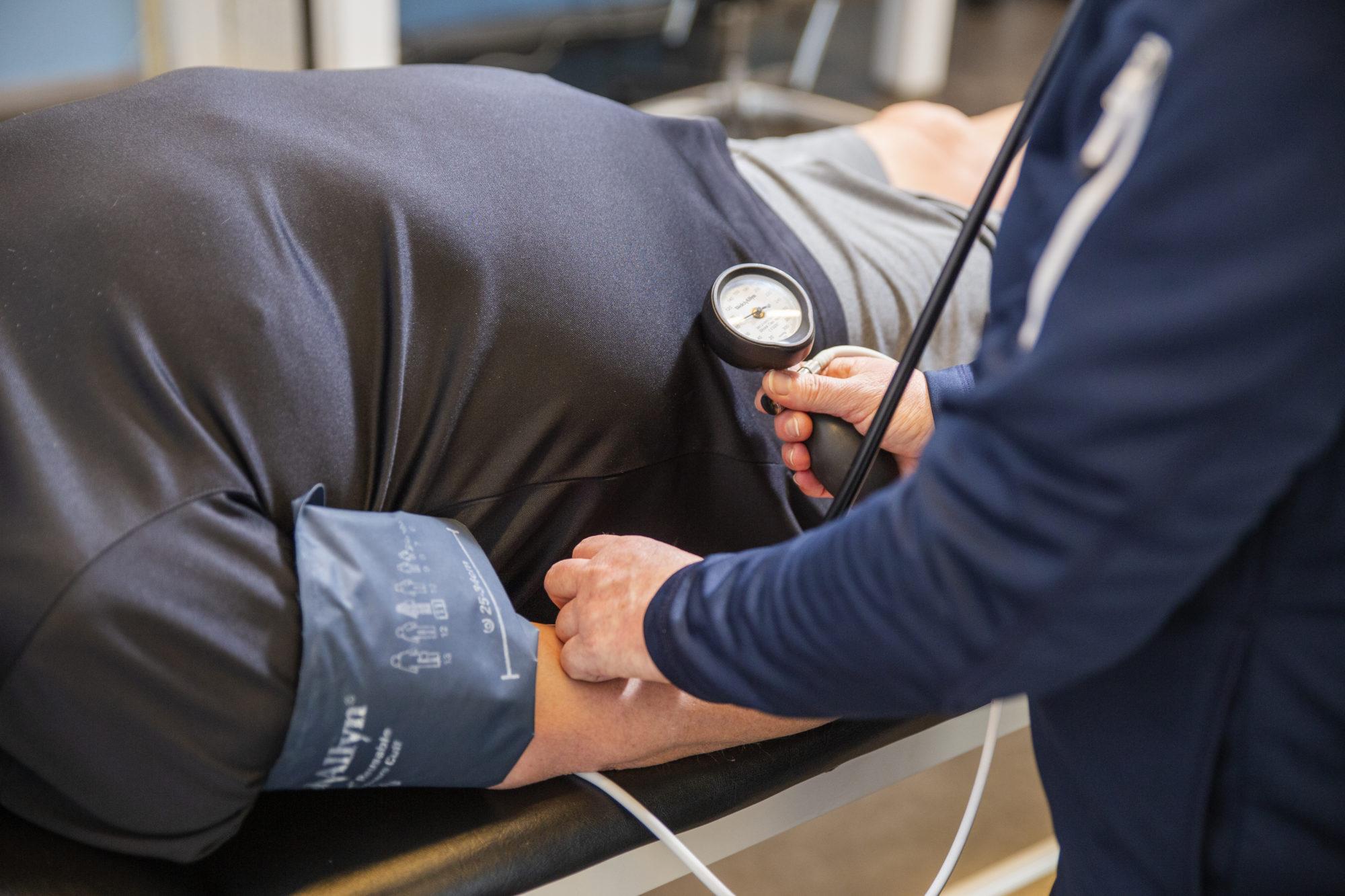 sportmedisch onderzoek in sport medisch centrum papendal