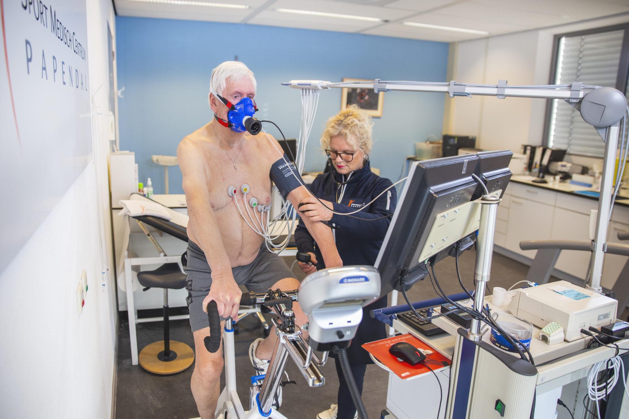 sportgeneeskunde-sportmedisch onderzoek