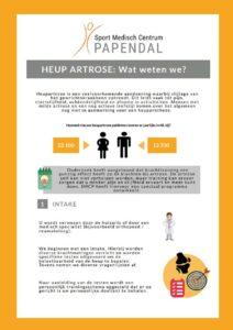 heup artrose fysiotherapie nijmegen