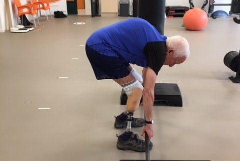 fysiotherapie na amputatie bij fysiotherapie nijmegen van sport medisch centrum papendal
