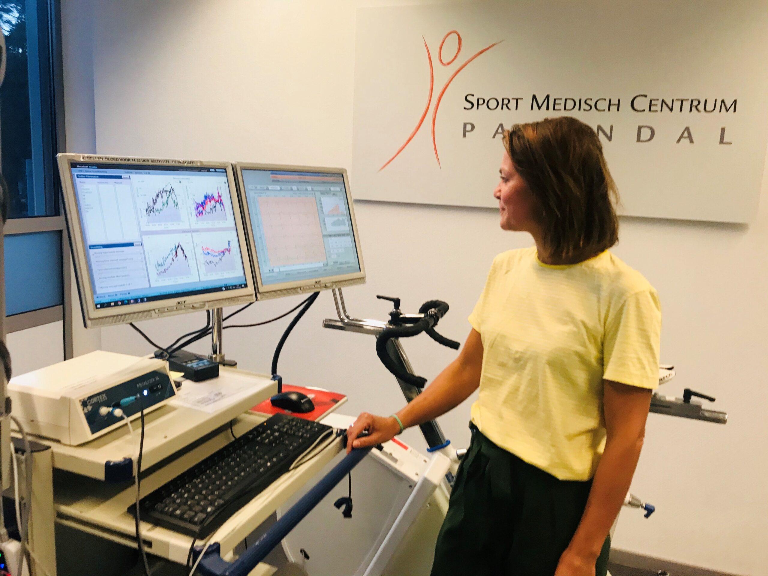 behandeling bij sportarts van sport medisch centrum papendal