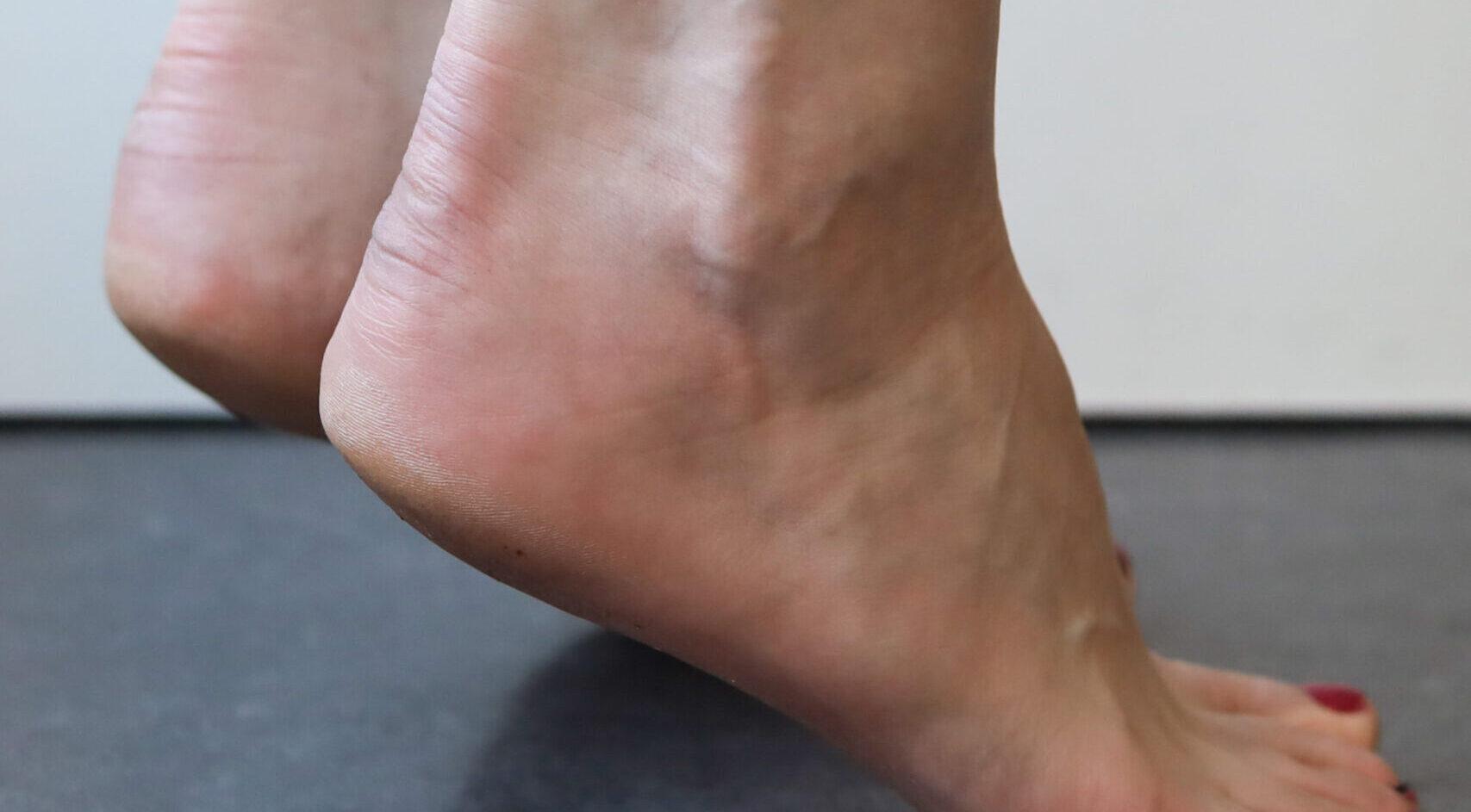 behandeling van klachten aanhechting achillespees bij fysiotherapie Nijmegen van Sport Medisch Centrum Papendal