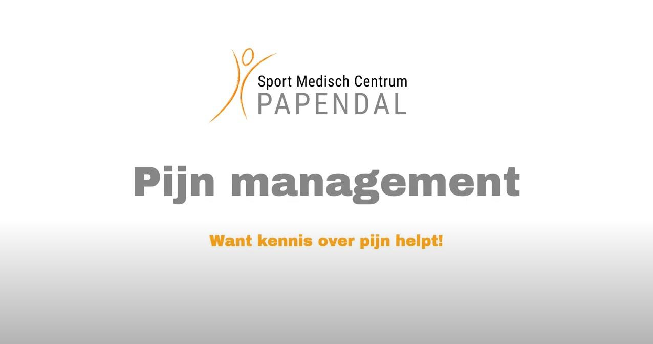 Bij Sport Medisch Centrum Papendal kun je een speciaal programma voor chronische pijn volgen