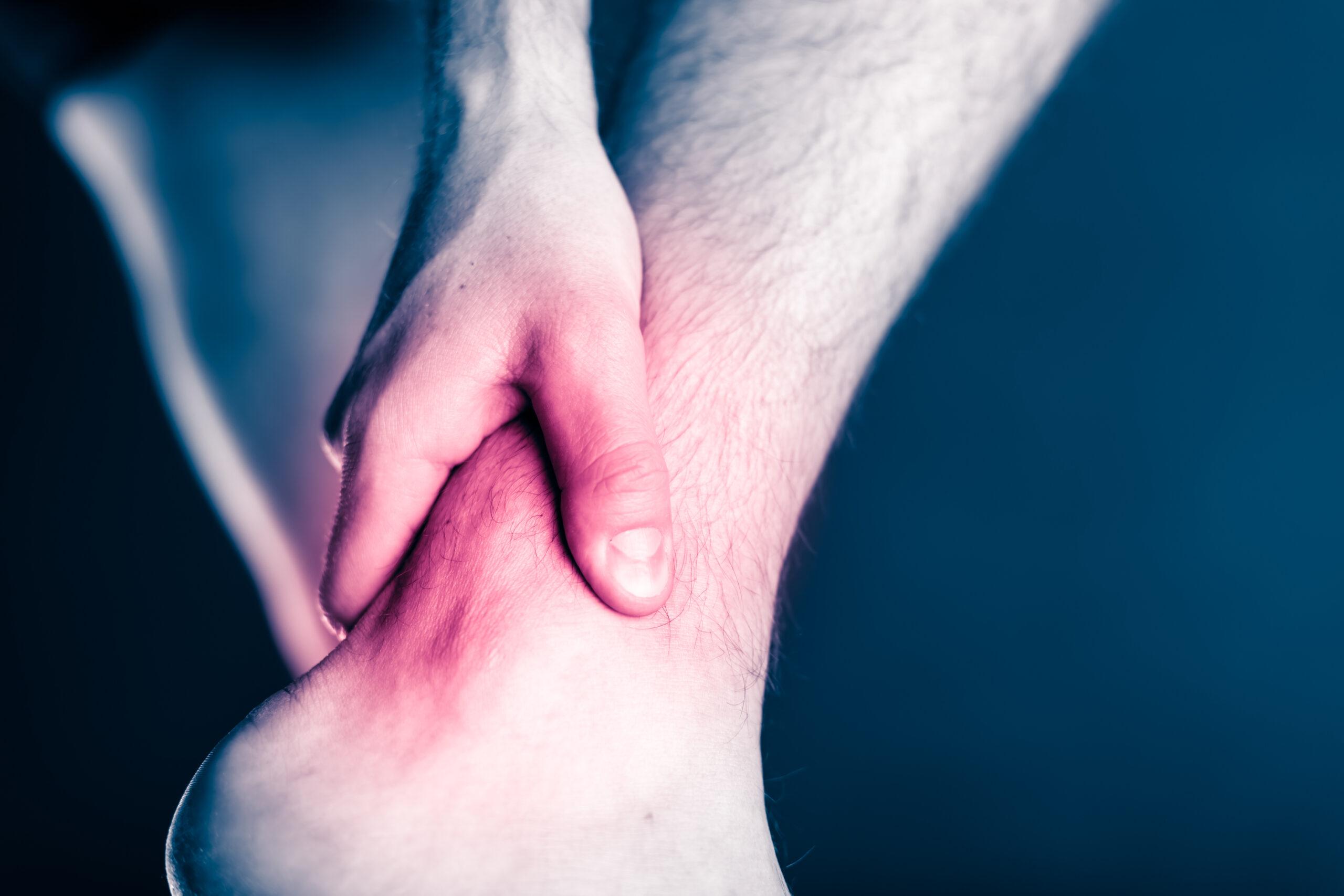 behandeling van achillespees pijn bij fysiotherapie nijmegen van sport medisch centrum papendal